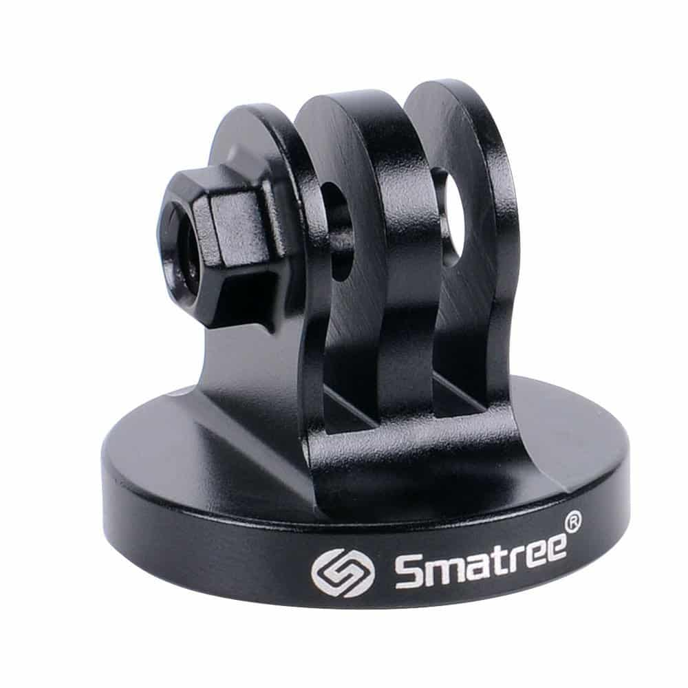 Smatree Aluminum Tripod Mount Adapter For GoPro