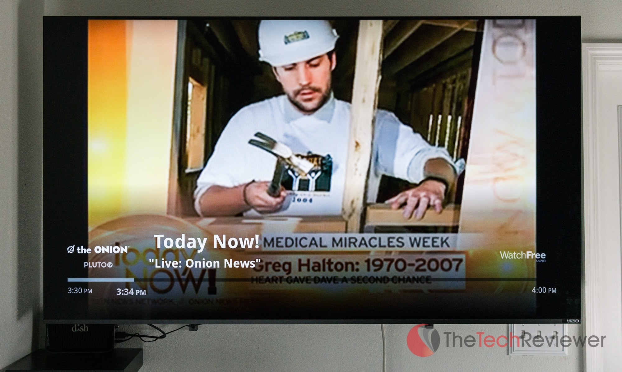 The Onion's Channel On PlutoTV via WatchFree