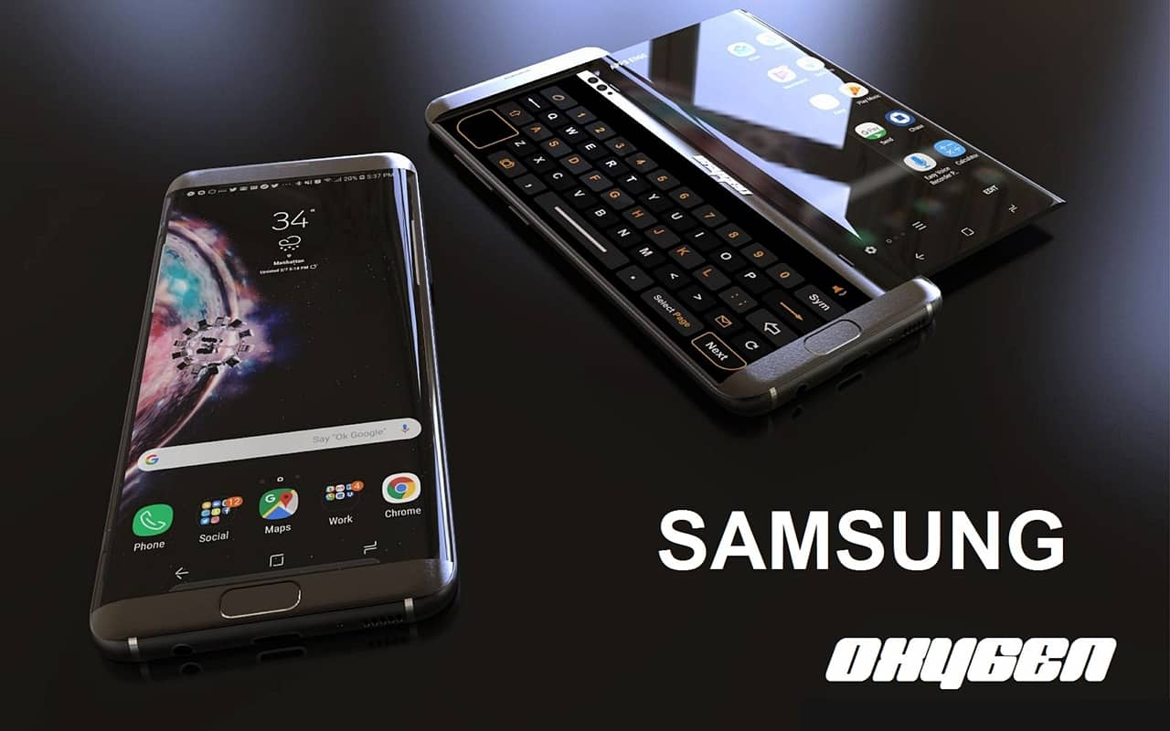 Samsung Galaxy Oxygen