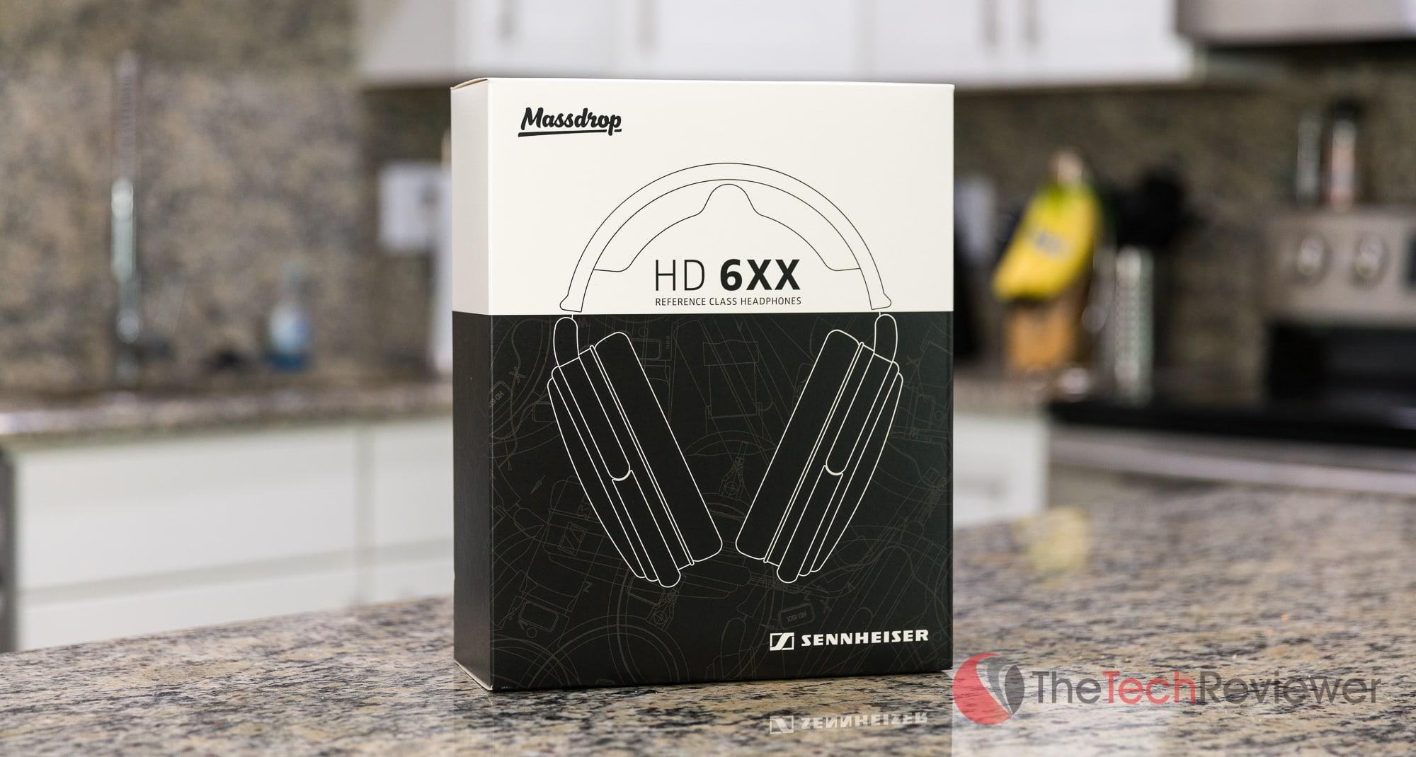 Massdrop HD6XX Box