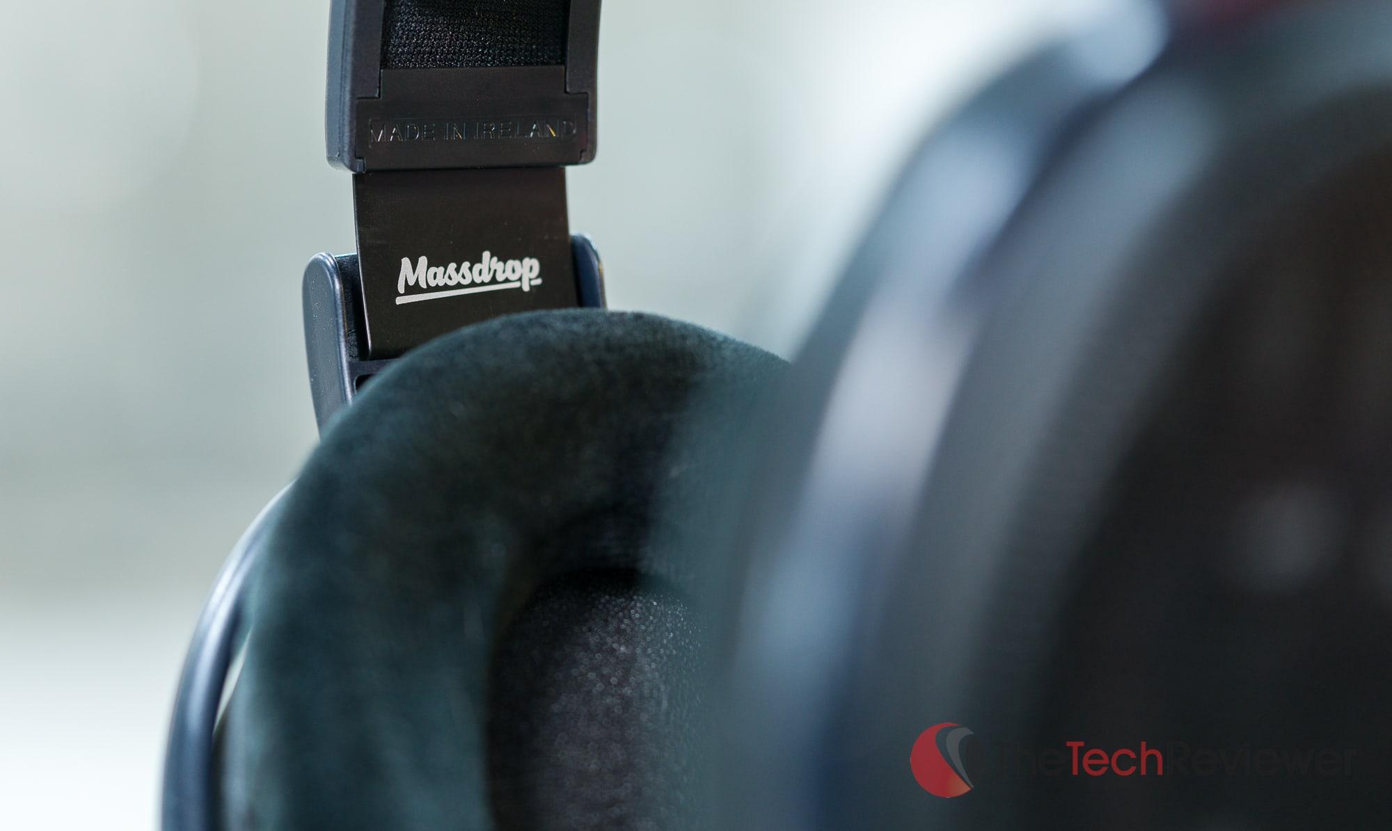 massdrop headphone review
