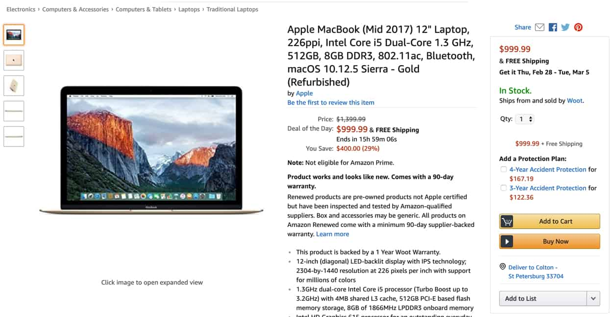Apple-Macbook-Pro-Mid-2017-Amazon-Woot-Deal-of-the-Day