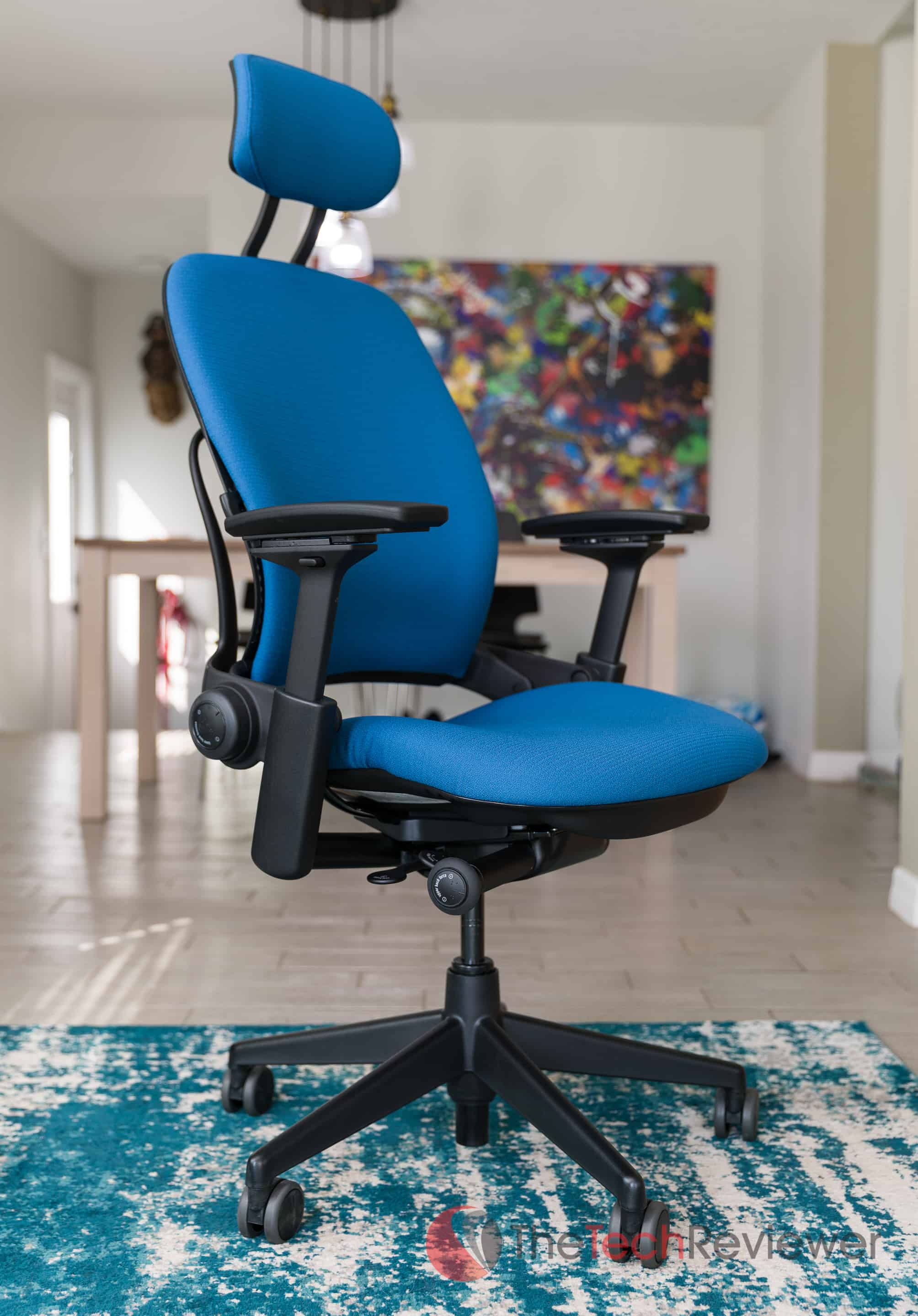 Steelcase Leap Chair Reviewed