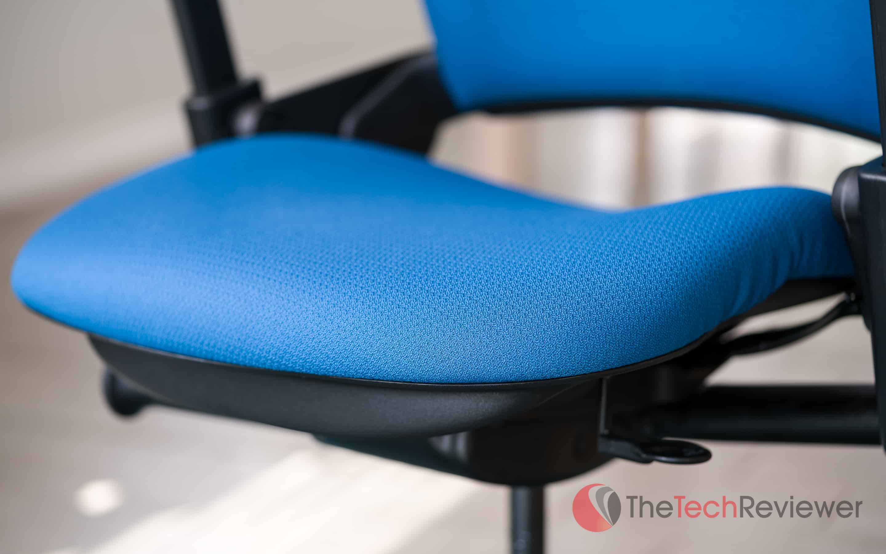 Steelcase Leap seat fabric