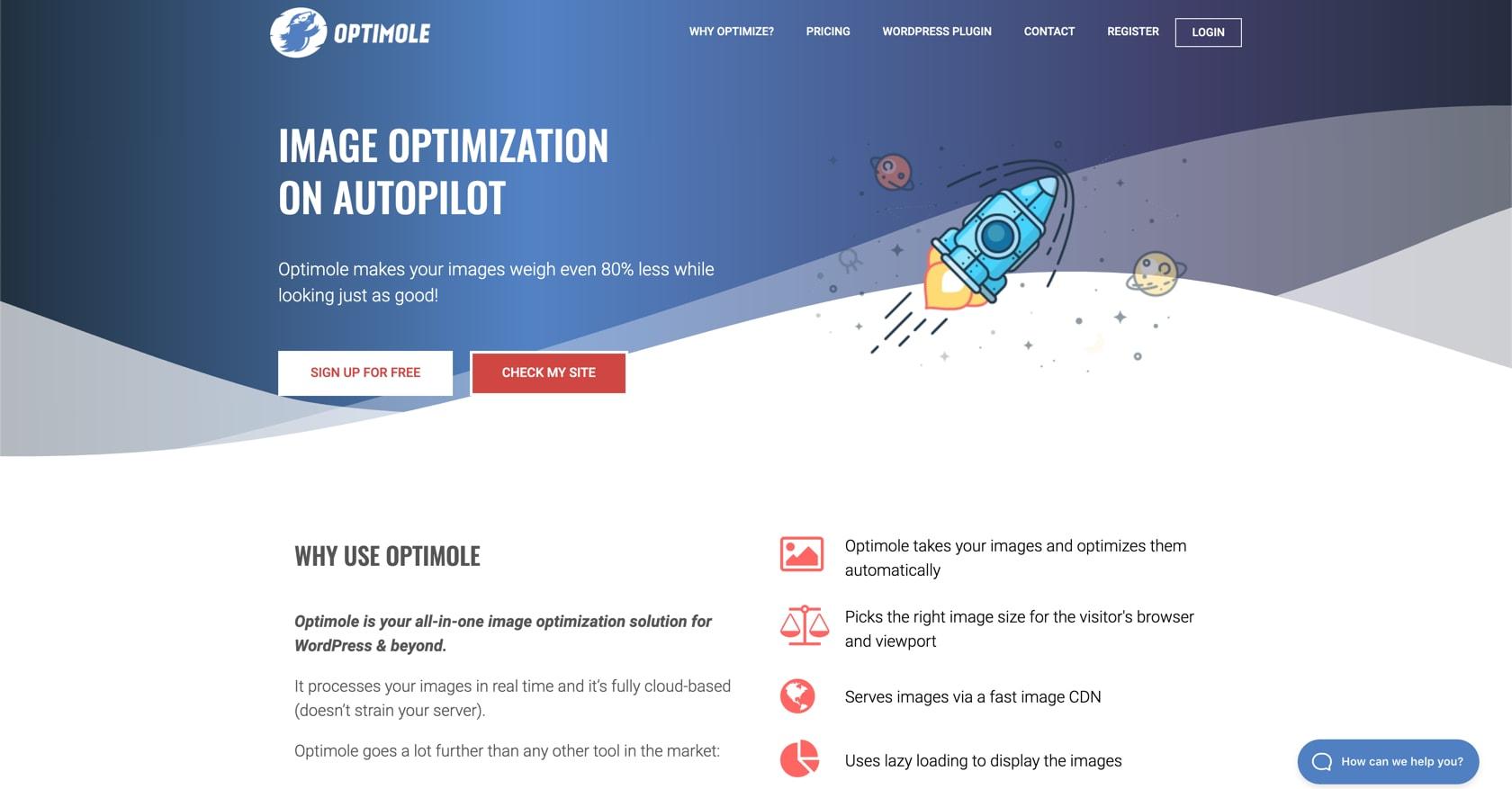 Optimole Review - A Unique Image Optimization Service & CDN For WordPress