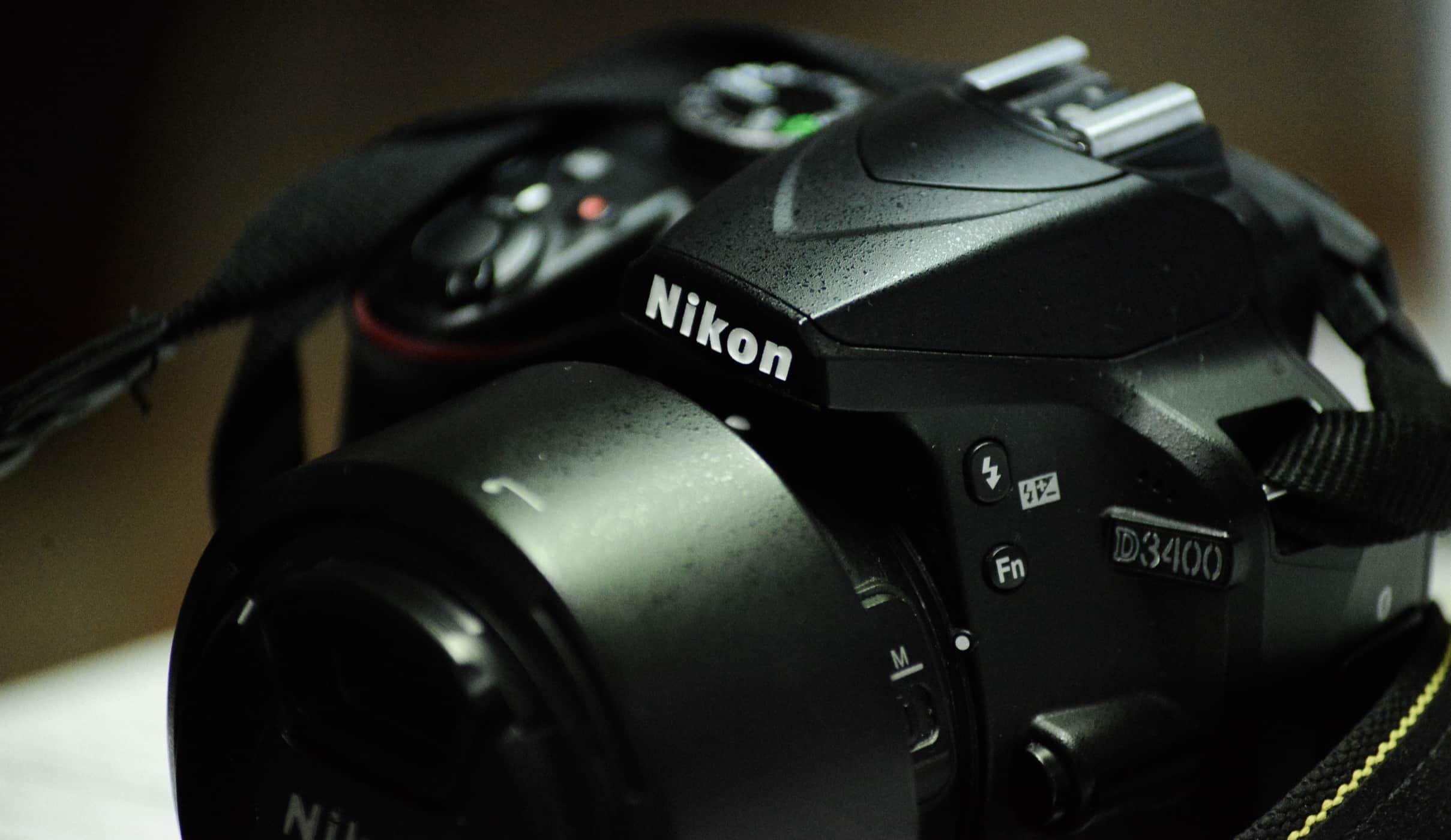 Best Nikon D3400 Battery