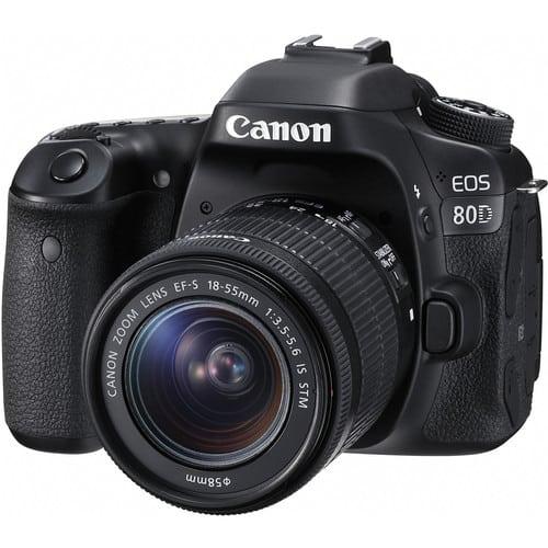 Canon 80D DSLR