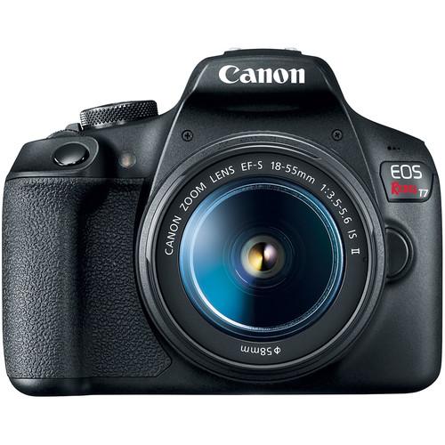 Canon T7 DSLR Camera