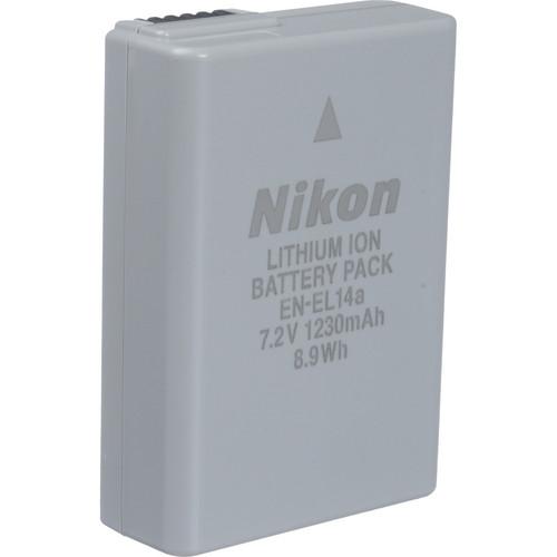 Nikon EL-EN14a D3400 Battery