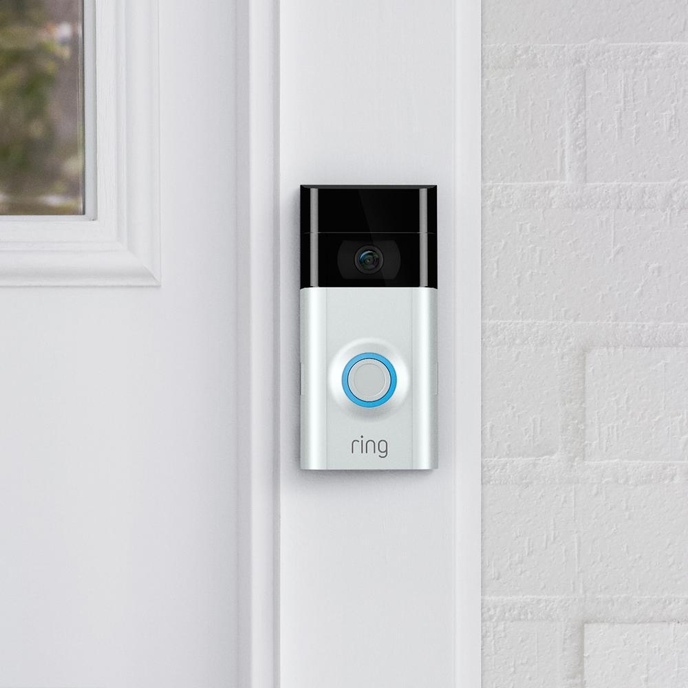 Ring Video Doorbell 2 Design