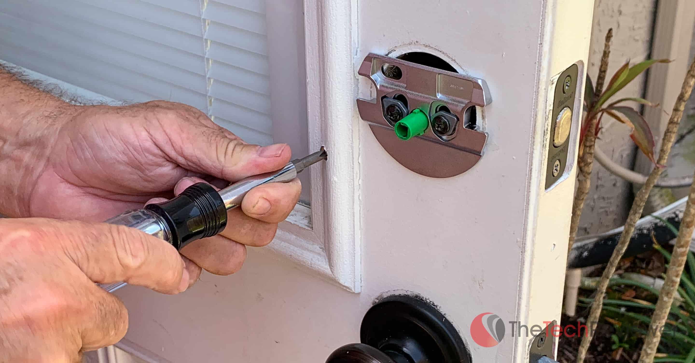Smart Lock Pro Installation Problem Fix