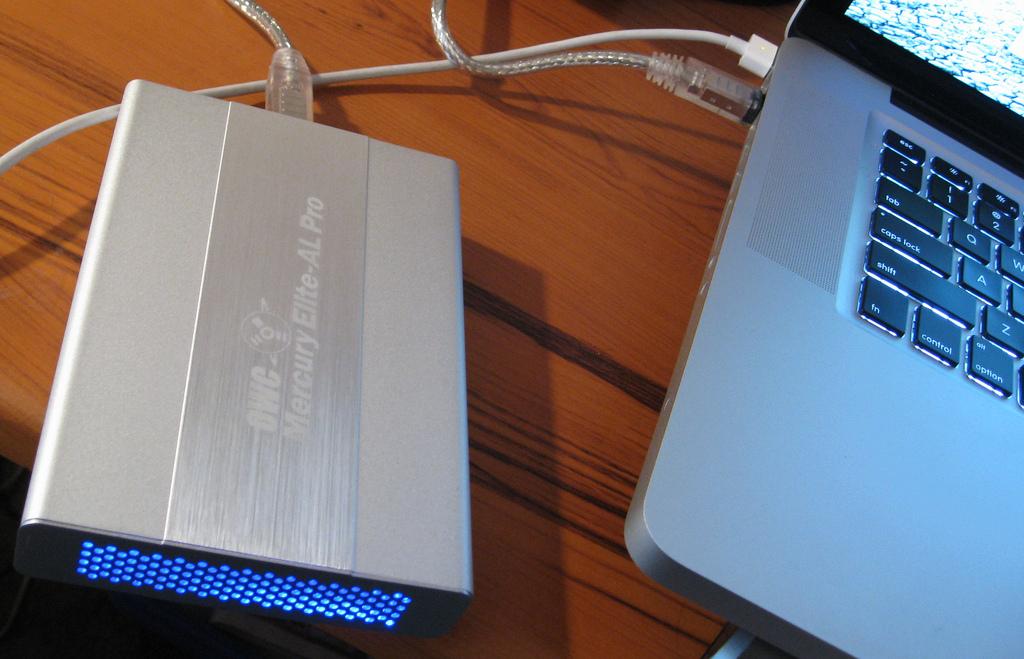 external hard drive with mac