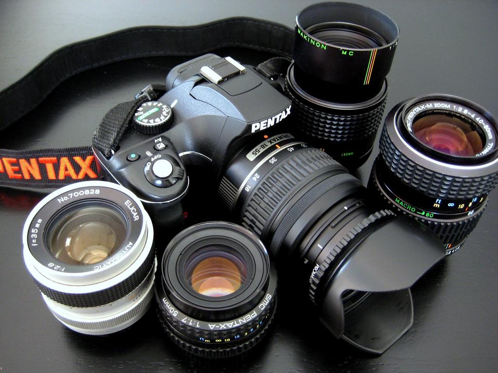camerabodywlens