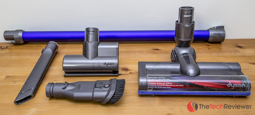 Dyson Cordless Vacuum Hardwood Floor Attachment | Carpet ...