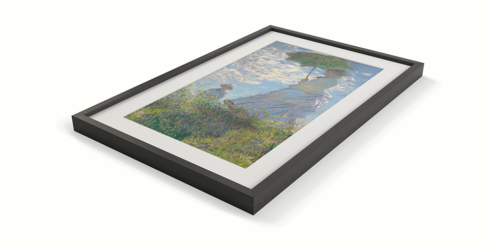 6. Black Design - Close-Up - Feat. Claude Monet