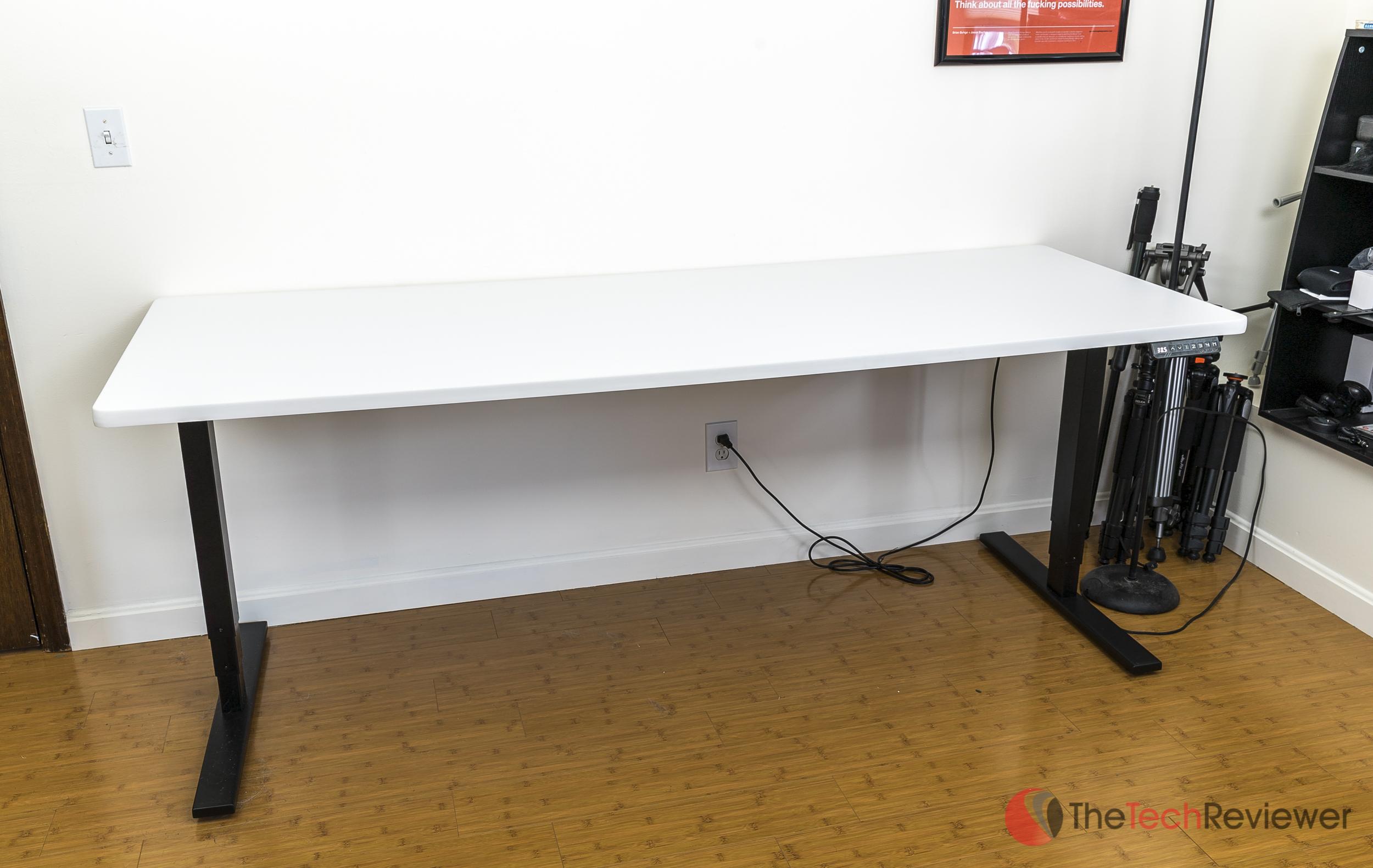 Uplift 900 Sit Stand Ergonomic Desk Review Worth It