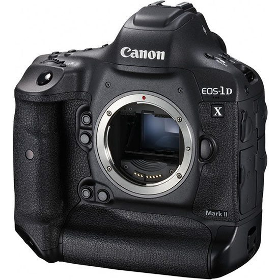 canon 1dx mark II camera