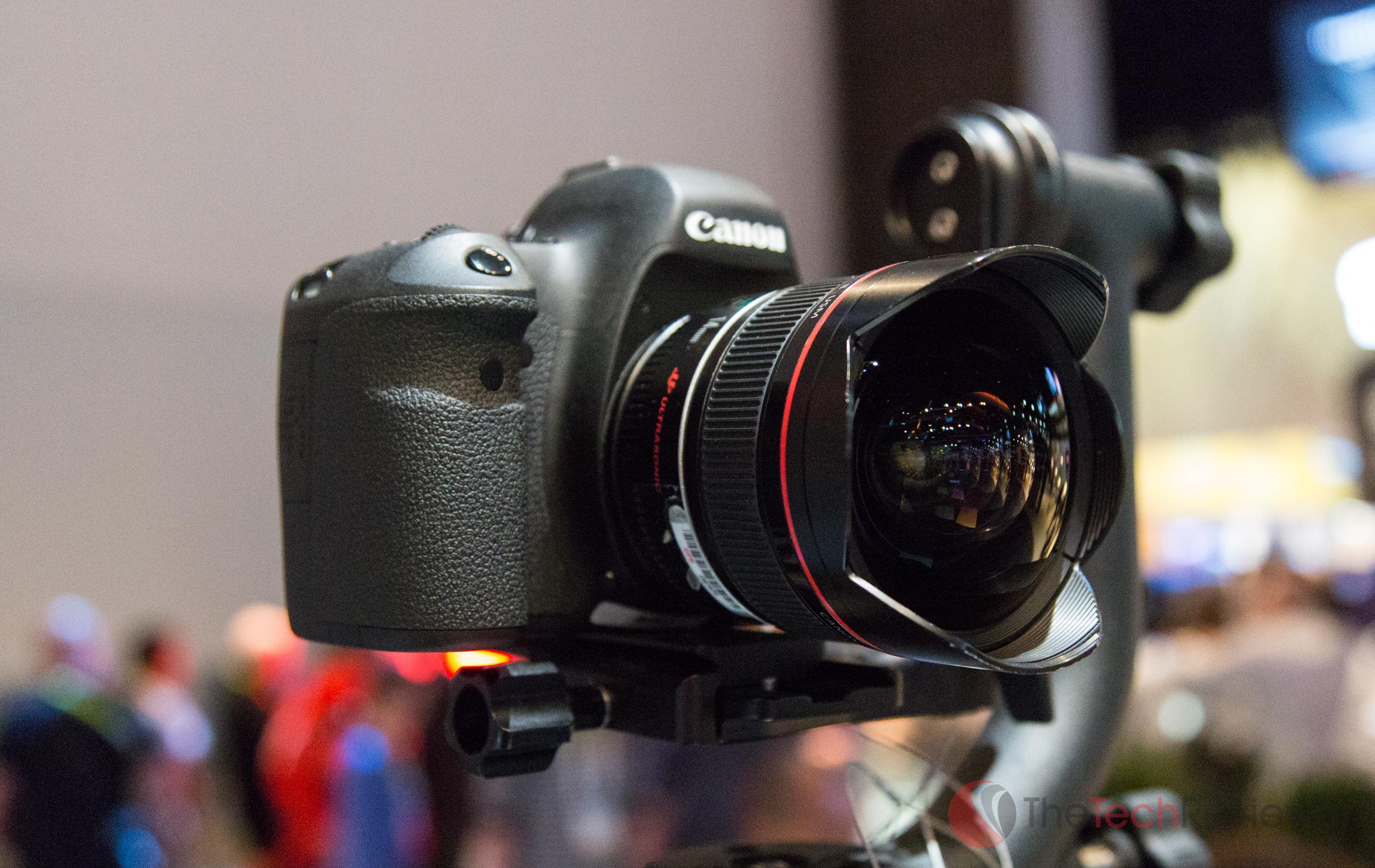 Canon DSLR 1 1
