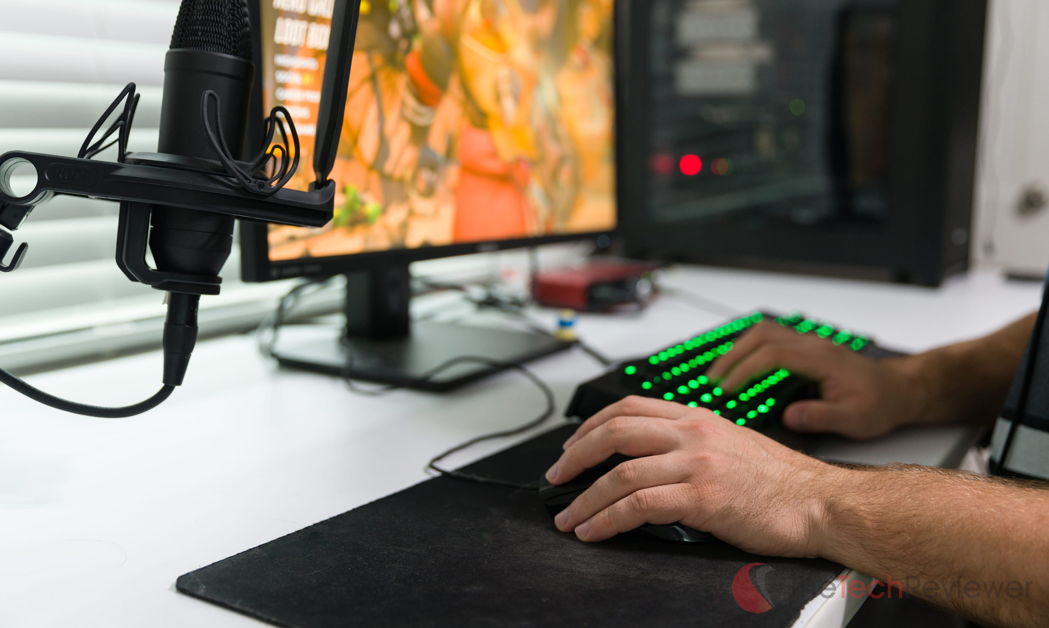 5 Of The Best Left-Handed Gaming Mice 2017
