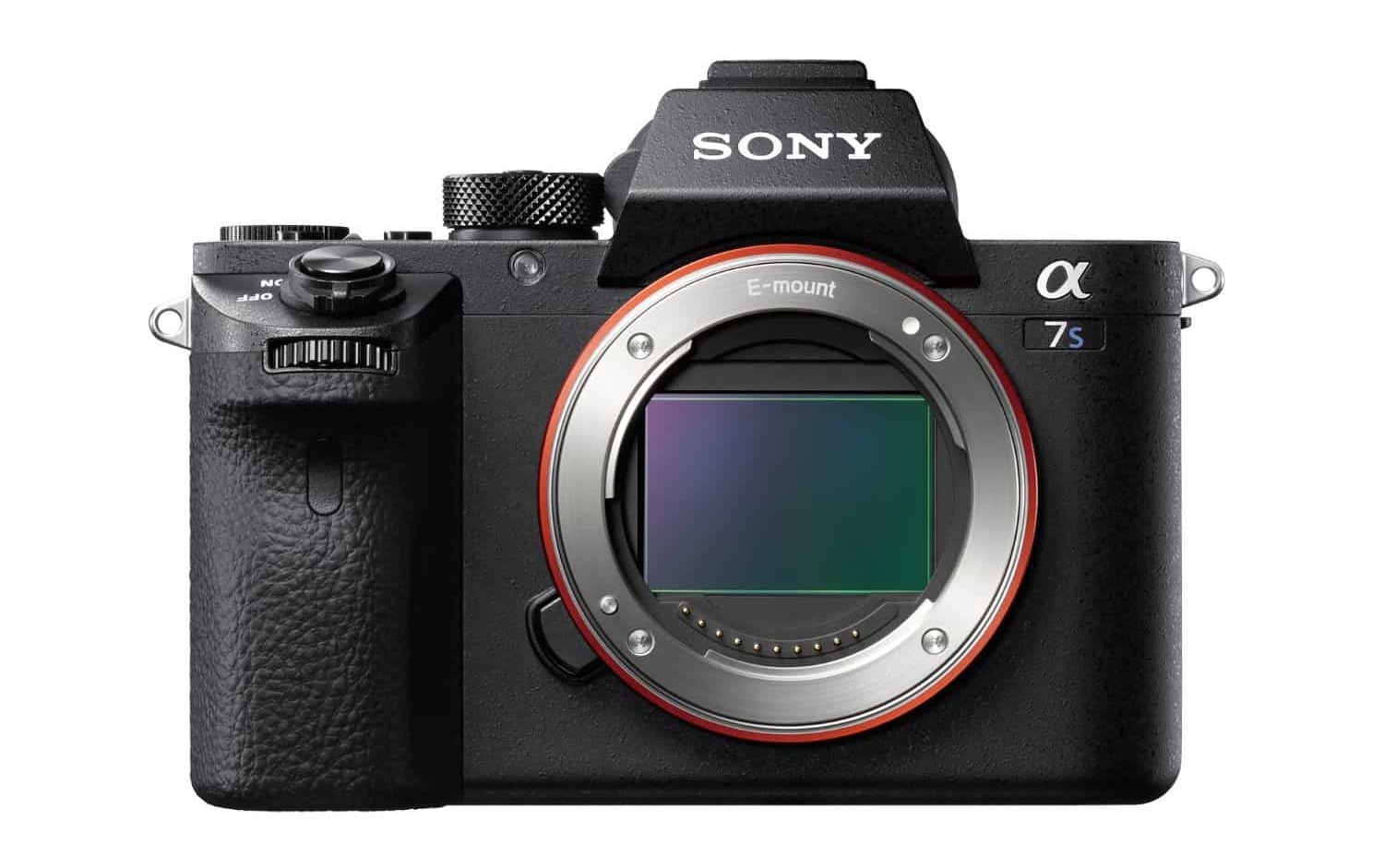 Sony a7SII Mirrorless Camera for low light