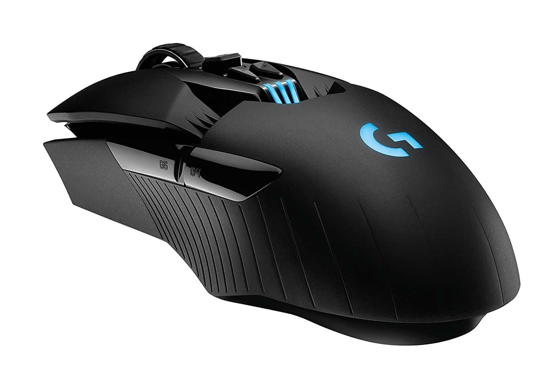 Logitech G903 Side