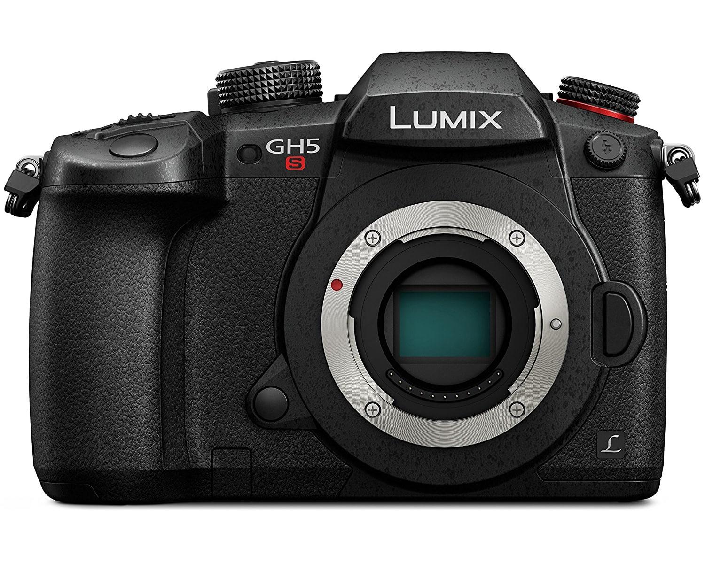 Panasonic GH5s mirrorless camera