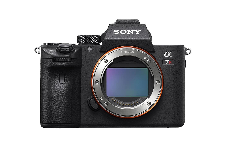 Sony a7RIII Mirrorless camera