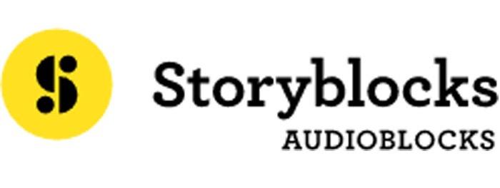 StoryBlocks AudioBlocks Logo