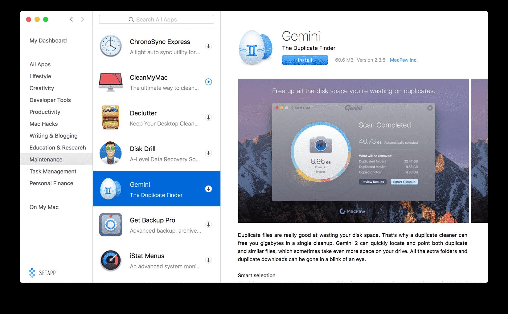 MacPaw Setapp Subscription