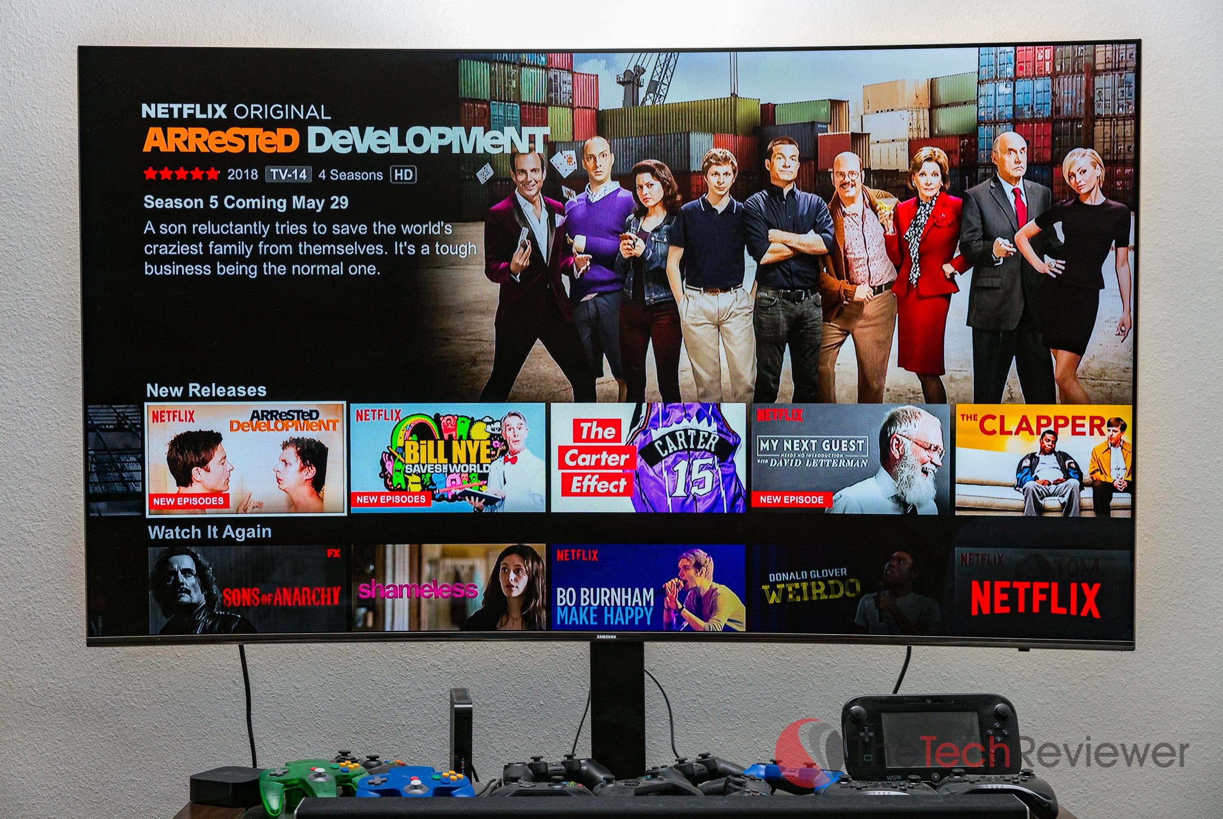 Hopper 3 Netflix App