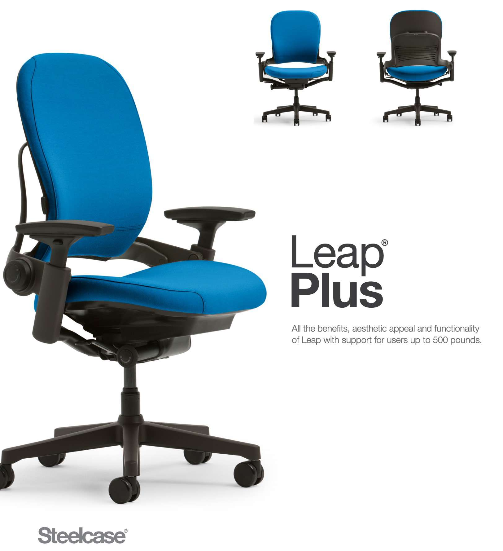 Steelcase Leap Plus Review