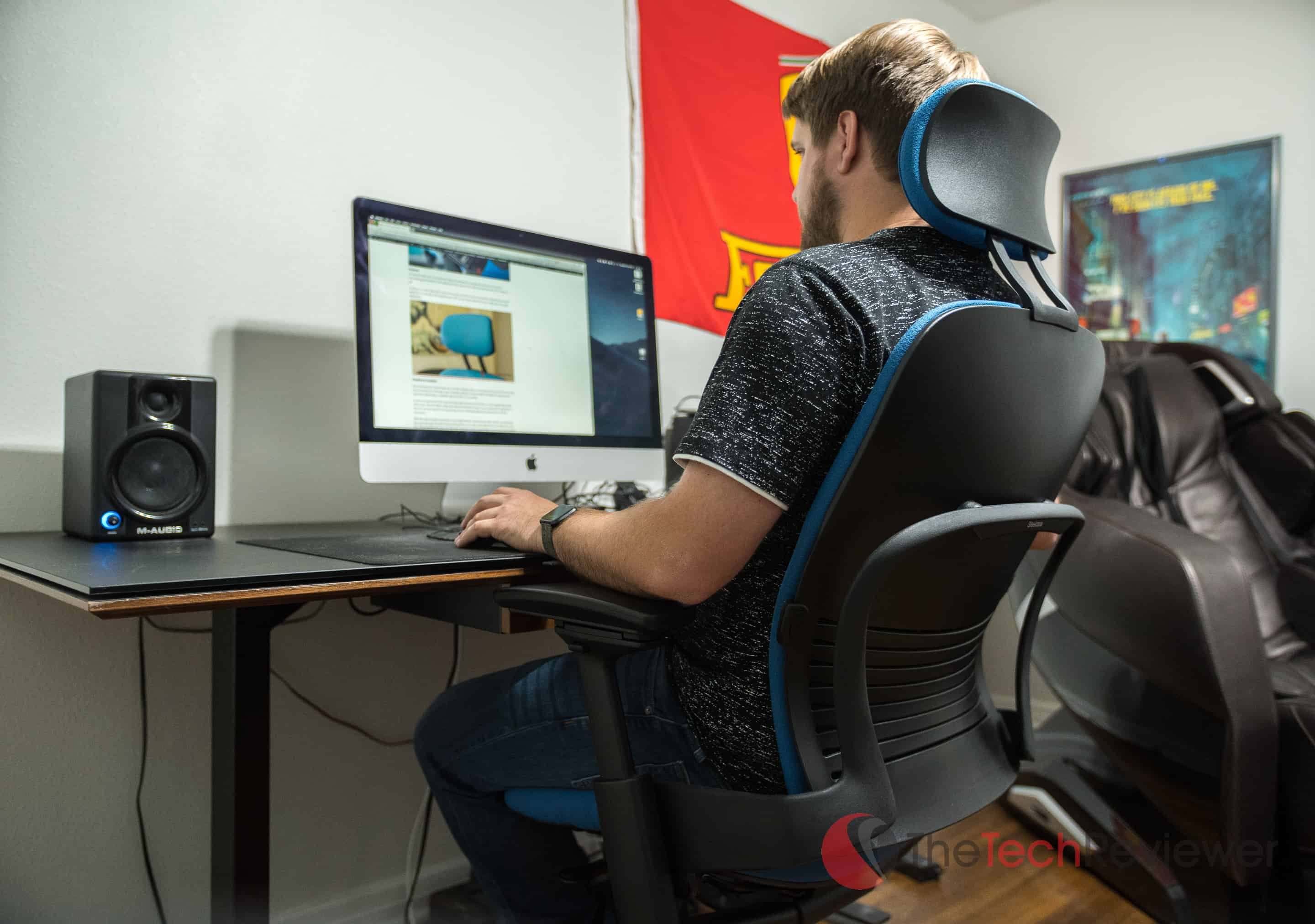 Chair In Use