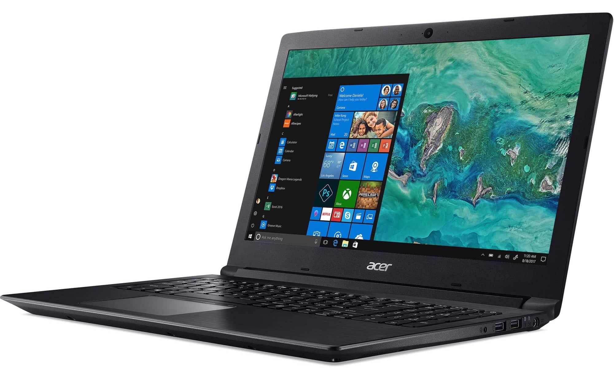 Acer Aspire 3 Series $400 Laptop