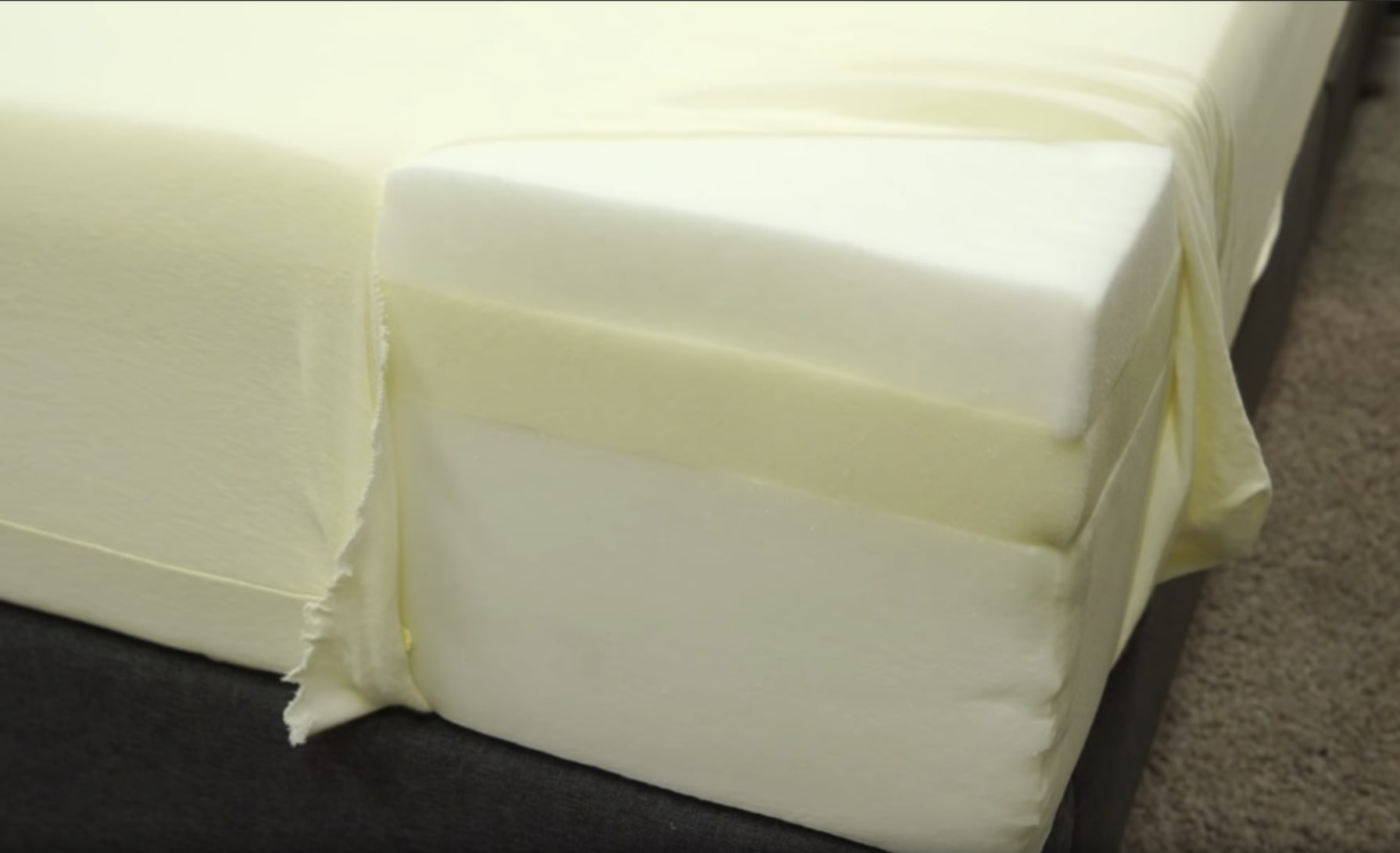 Leesa Mattress Foam Layers