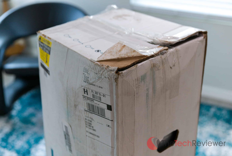 Leesa Mattress Box
