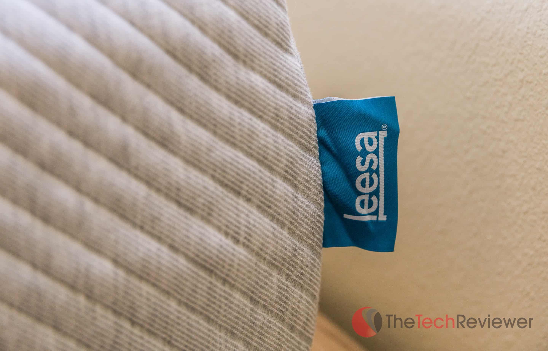 Leesa Branded Tag