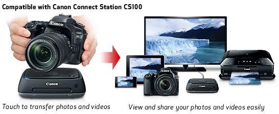 Canon 80D Wifi