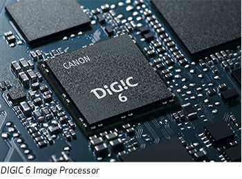 Canon Digic 6 Processor