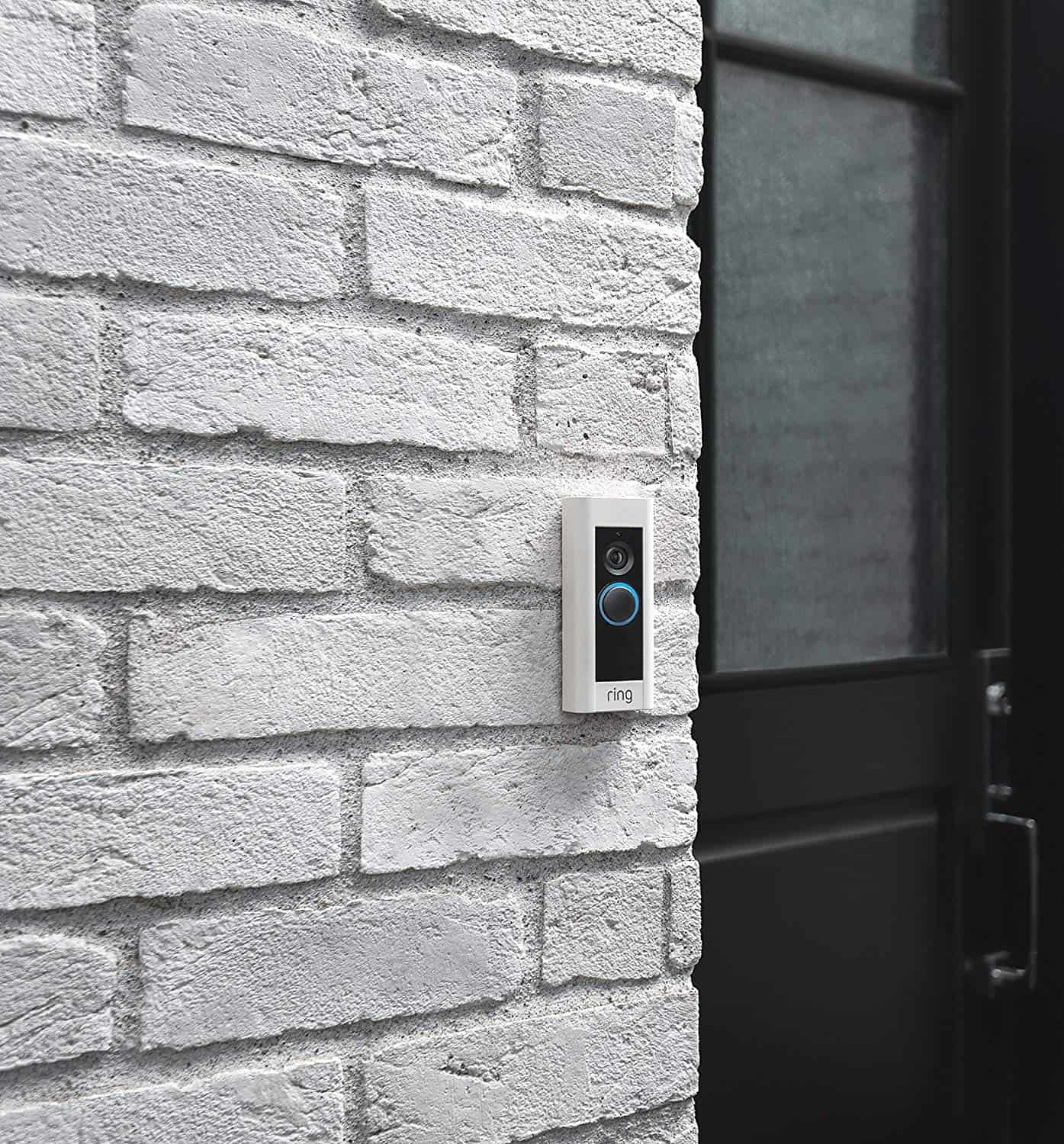 Ring Video Doorbell 2 Design And Size