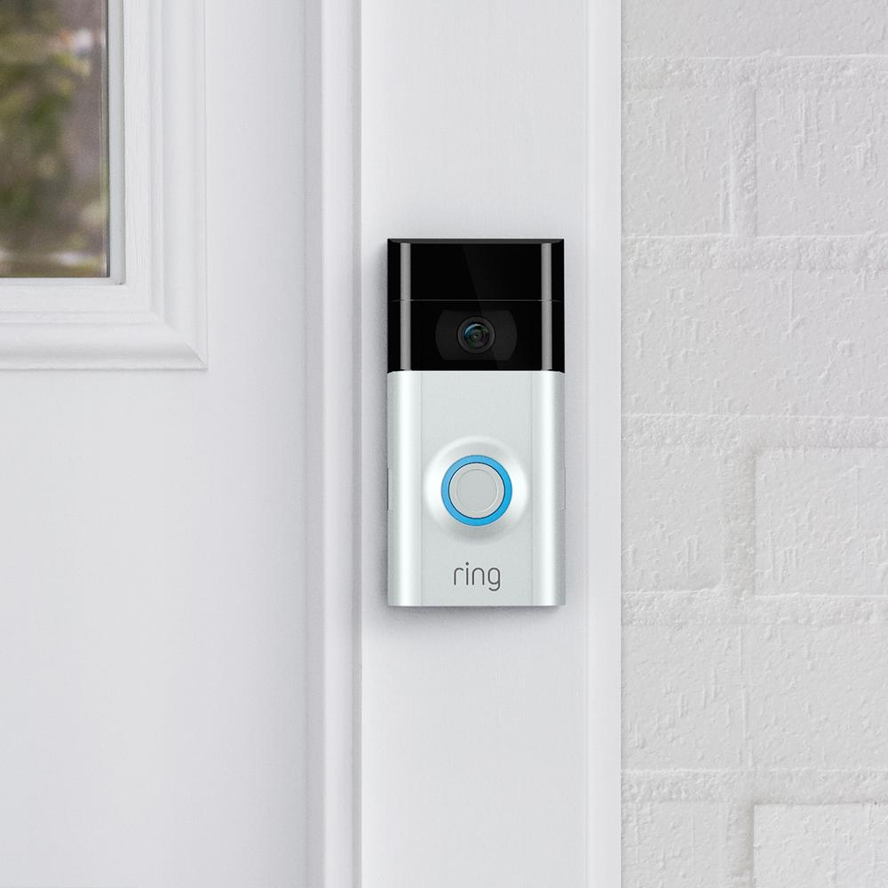 Ring Video Doorbell 2 Design