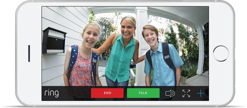Ring Video Doorbell 2 Pro FOV