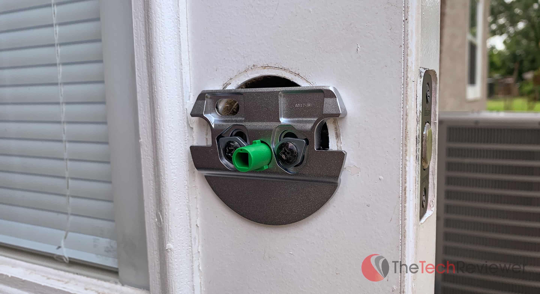 Smart Lock Pro Installation 2