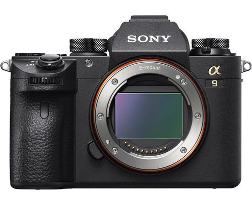 Sony a9 camera