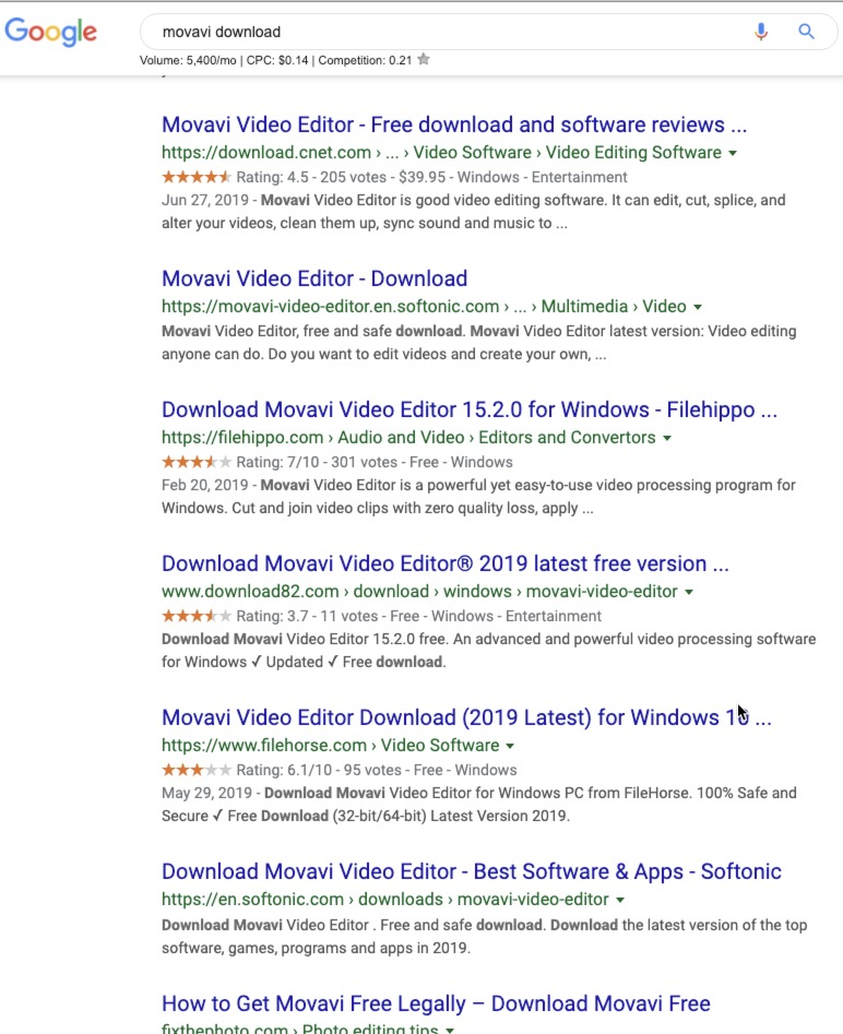 Movavi Unofficial Download