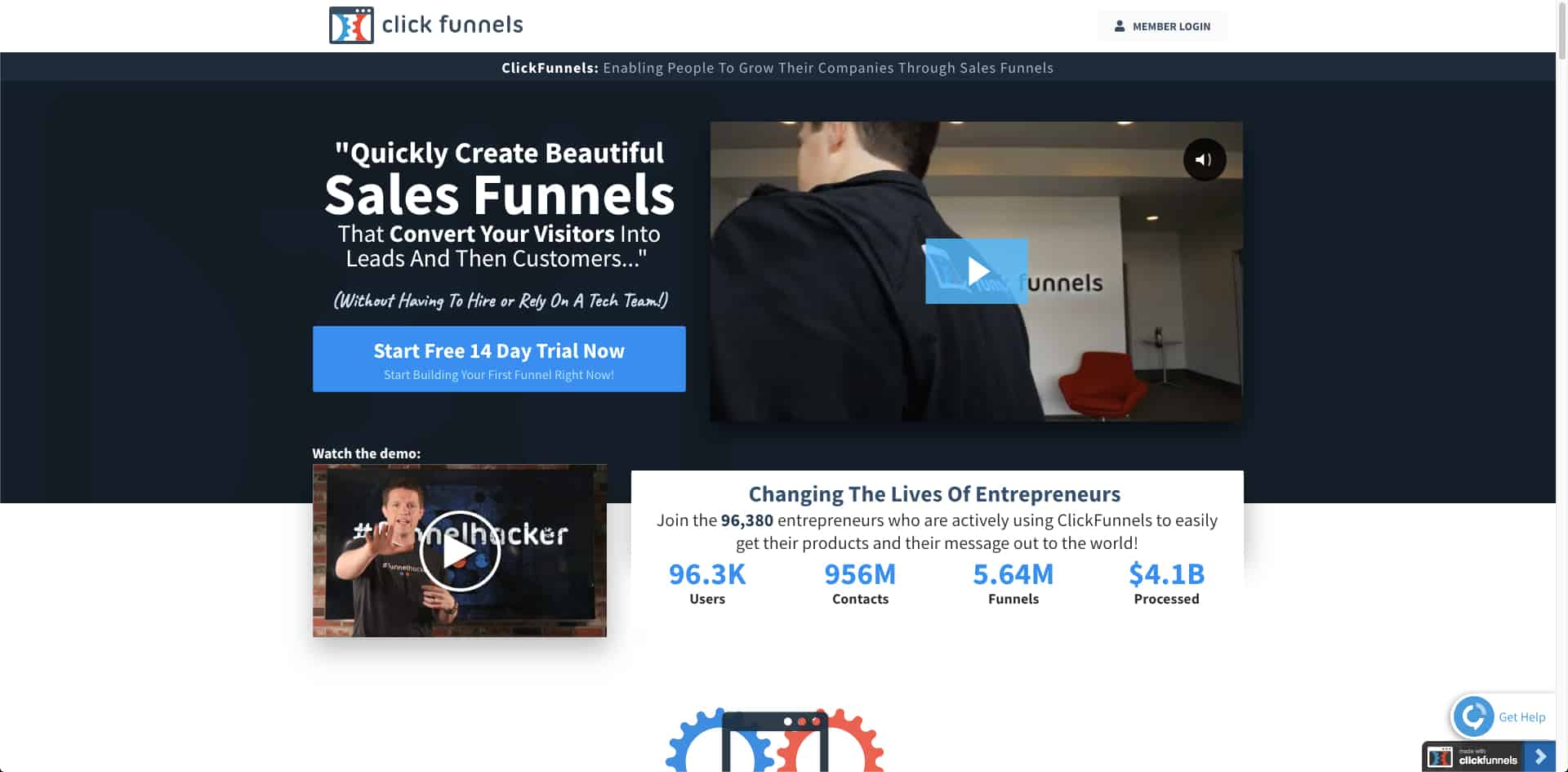 Some Of What Is Clickfunnels