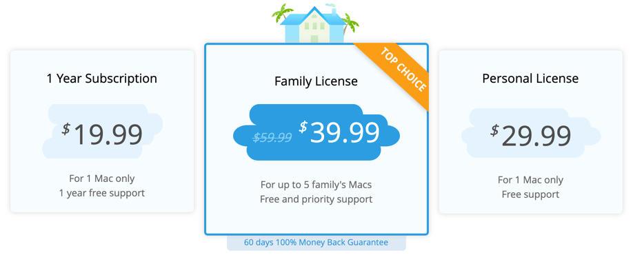MacClean 3 Pricing